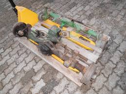 mower used machine for sale