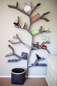 How To Build A Large Bookcase The 25 Best Tree Bookshelf Ideas On Pinterest Tree Shelf