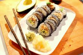 sriracha mayo sushi reckless abandon spicy crab sushi rolls
