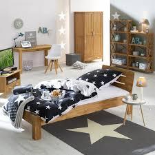 Schlafzimmer Betten Aus Holz Bett Oskar 100x200 Eiche Geölt Dänisches Bettenlager