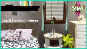 the sims 3 small bedroom decor youtube