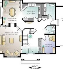 large open floor plans open concept house plans photo of beautiful house