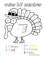 free thanksgiving word and picture tracing pages motor skills