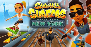 hacked subway surfers apk simply the modded apk of subway surfers new york america