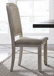 dining table 5pc set 619 dr weathered gray liberty