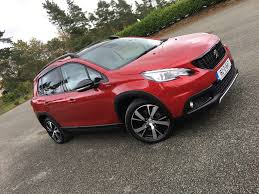 peugeot 2008 2017 fleetcar ie reviewed peugeot 2008 gt line fleetcar ie