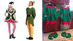 Christmas Dress Up Costumes Ideas ✓ Halloween Costumes