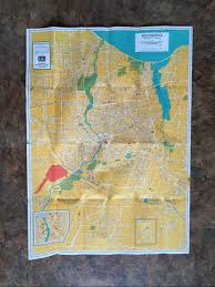 Upstate Ny Map Vintage Map Of The City Of Rochester N Y Exploring Upstate