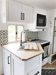 kitchen make ideas 40 top rv 5th wheels kitchen hacks makeover and renovations tips