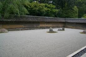 Rock Garden Kyoto Rock Garden At Ryoanji Temple Of The Peaceful In Kyoto Is