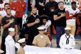 The National by Not Standing For The National Anthem Is Not Disrespectful
