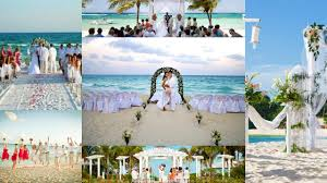 caribbean themed wedding ideas destination themed wedding wedding invitations a2zweddingcards