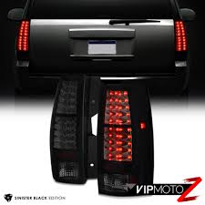 cadillac escalade tail lights 2007 yukon denali tail lights ebay