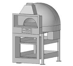 marri forni ef110g facade gas fired oven enclosed 43 3