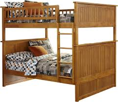 amazon com nantucket bunk bed full over full white kitchen amazon com nantucket bunk bed full over full white kitchen dining