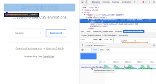 Transition Styles Css - inspect animations tools for web developers google developers