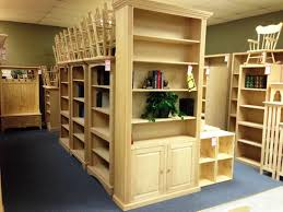 Unfinished Bookcases With Doors Unfinished Bookcases Large New Furniture