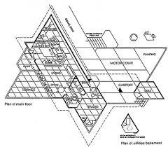 frank lloyd wright kraus residence floor plan frank lloyd