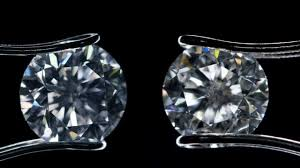 diamond clarity chart and color comparisons of diamond clarity grades youtube
