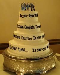 wedding cake song tiered wedding cake wtih song lyrics wedding cakes