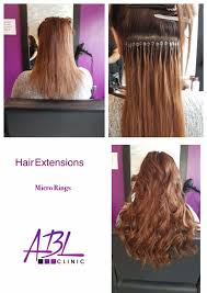 How To Care For Hair Extensions With Micro Rings by Hair Styling U0026 Extensions Abl Clinic