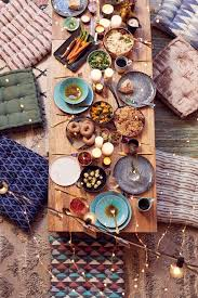 how to host thanksgiving small space dining ideas