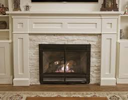 outdoor fireplace costco canada mantel custom cost to build rock