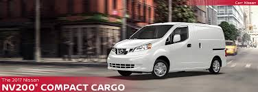 nissan nv200 office 2017 nissan nv200 compact cargo model details commercial van