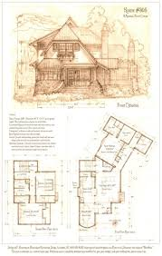 Fantasy Floor Plans 89 Best Vintage House Plans Storybook Images On Pinterest