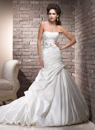 george bride fashion strapless organza wedding dress with crystal