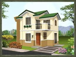 Home Designs Floor Plans In The Philippines A Two Storey 2 Bedroom Home Fitting In A 88 Square Meter 8