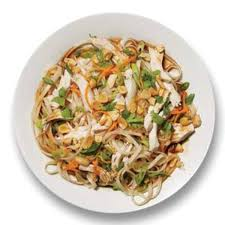 asian rice noodle salad rachael ray every day