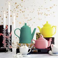 Crate And Barrel Tea Pot by At The Table Serving Pieces That Double As Works Of Art