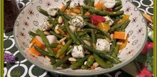 cuisiner poivrons verts salade de haricots verts et poivrons marinés facile et pas cher