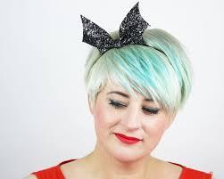bow headband bat bow headband glitter headband various colours