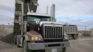 driving the international paystar with ultrashift plus mxp truck