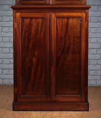 Narrow Mahogany Bookcase Narrow Mahogany Bookcase C 1840 Antiques Atlas