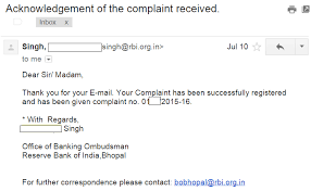 file complaint against hdfc bank daily tech tutorials