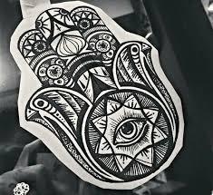 11 best hamsa tattoo images on pinterest hamsa art hamsa design
