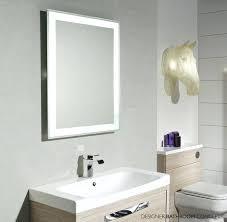 Non Illuminated Bathroom Mirrors Lighted Bathroom Mirrors 16 Bathroom Mirrors Lighted How To A