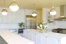 kitchen flush mount light fixture painted island simple kitchen