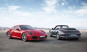 old porsche spoiler new 2016 porsche 911 blows in turbos all round for 991 gen 2 by