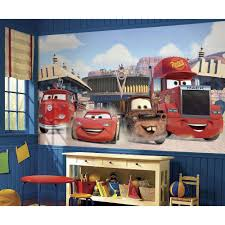 roommates 72 in x 126 in disney cars friends to the finish xl disney cars friends to the finish xl chair