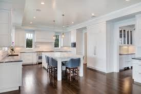 Kitchen And Cabinets By Design White Transitional Kitchen Mantoloking New Jersey By Design Line