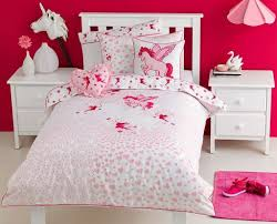 bedroom gorgeous red and white kids bedding ideas with pegasus