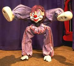 circus puppets puppeteers ventriloquists for hire essex london uk puppet