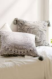 oversized pillows for bed plum bow raya oversized pillow urban outfitters uohome