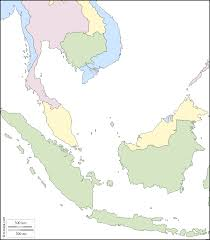 Map Of South Asia by Blank Map Of East And Southeast Asia Blank Map Of East And