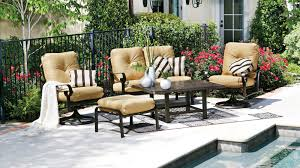 Thomasville Patio Furniture Replacement Cushions by Outdoor Furniture U2014 Fleet Plummer Gracious Living Southern Style