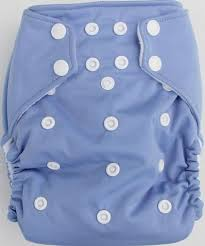 thx one size all in one light blue the fluffy penguin company